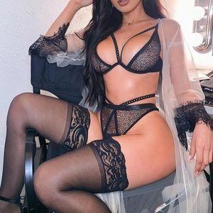Fashion Nova Intimates & Sleepwear - FashionNova 2 piece lace lingerie